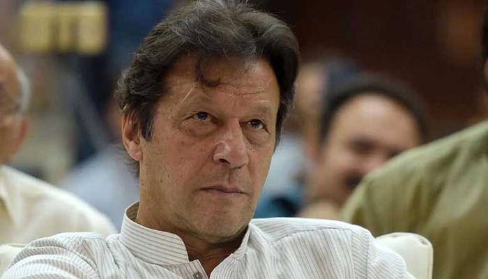 পাকিস্তানের প্রধানমন্ত্রী ইমরান খান। ফাইল ছবি