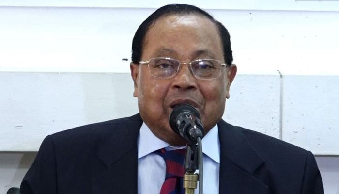 বর্তমান সরকারের দুর্নীতি সর্বকালের সব রেকর্ড ভঙ্গ করেছে: মওদুদ