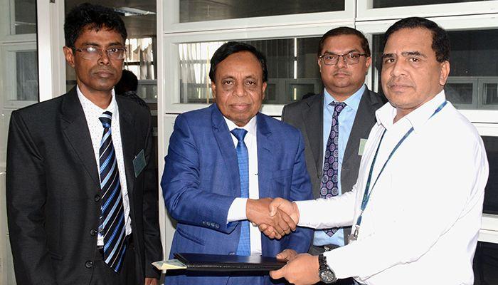 বাংলাদেশ ব্যাংকের সঙ্গে এসবিএসি ব্যাংকের চুক্তি