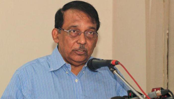 স্বরাষ্ট্রমন্ত্রী আসাদুজ্জামান খান কামাল। ছবি: গুগল