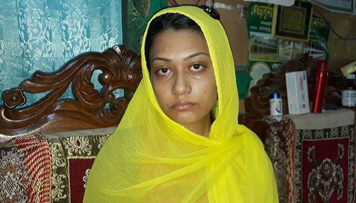 আয়েশা সিদ্দিকা মিন্নি। ছবি: সংগৃহীত