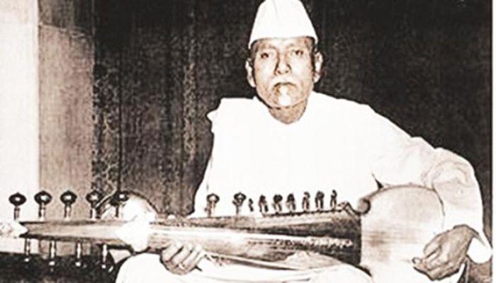 সুর সম্রাট উস্তাদ আলাউদ্দিন খাঁ।