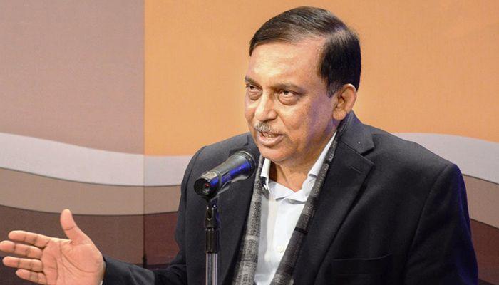 স্বরাষ্ট্রমন্ত্রী আসাদুজ্জামান খাঁন কামাল।