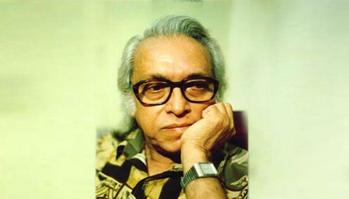 কবি শামসুর রাহমান।