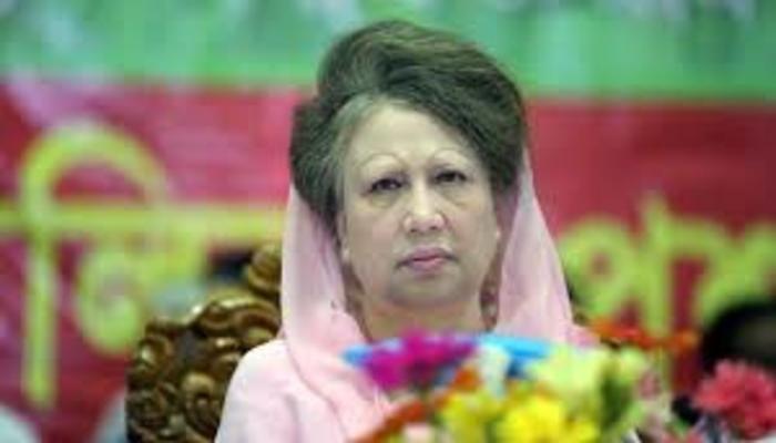 বিএনপি চেয়ারপারসন বেগম খালেদা জিয়া।