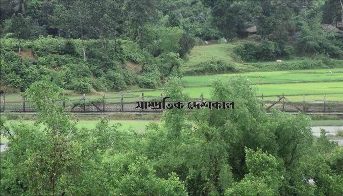 বান্দরবানে 'বন্দুকযুদ্ধে' দুই রোহিঙ্গা নিহত