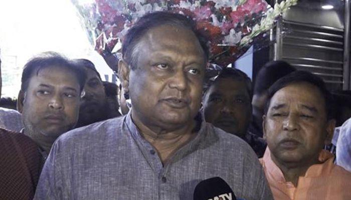 বাণিজ্যমন্ত্রী টিপু মুনশি।