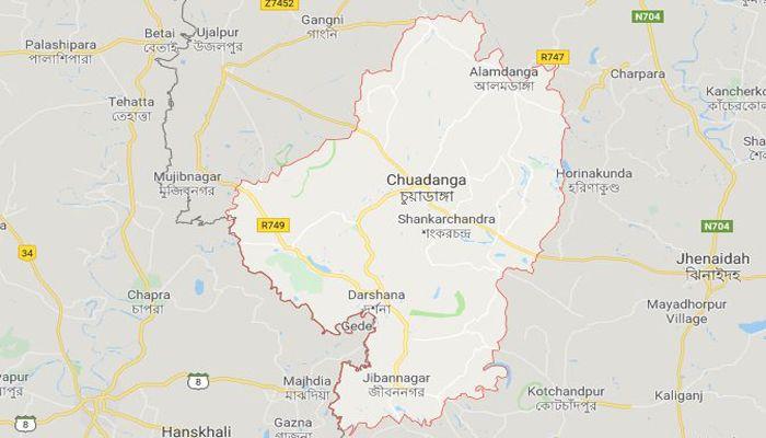 চুয়াডাঙ্গায় বিদ্যুৎস্পৃষ্টে যুবক নিহত