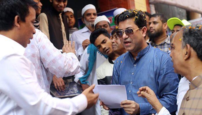 'আমি তো শুনেছি, বিএনপি প্রার্থীর অস্ত্র থেকেই গুলি করা হয়েছে'