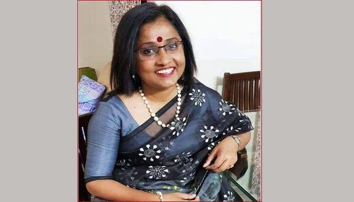 আয়েশা মজুমদার।