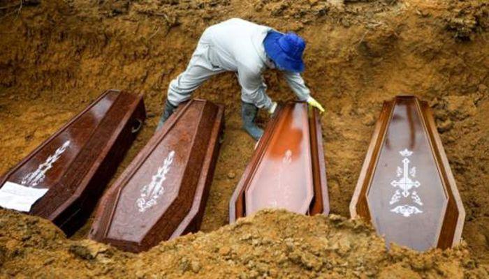 ব্রাজিলে একদিনে করোনায় সর্বোচ্চ ১১৭৯ জনের মৃত্যু