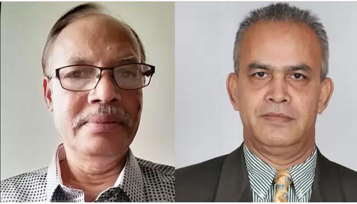 অধ্যাপক এস এম মাহফুজুর রহমান ও  ড. জামালউদ্দিন