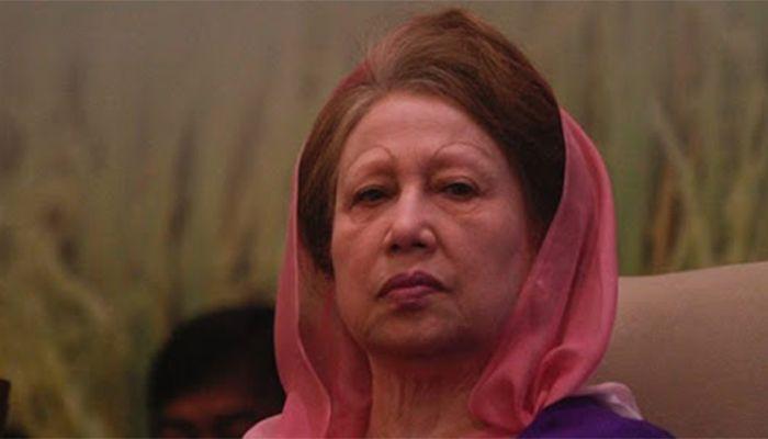 বেগম খালেদা জিয়া। ফাইল ছবি