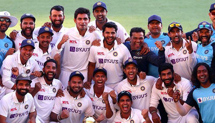 ভারতীয় ক্রিকেটাররা