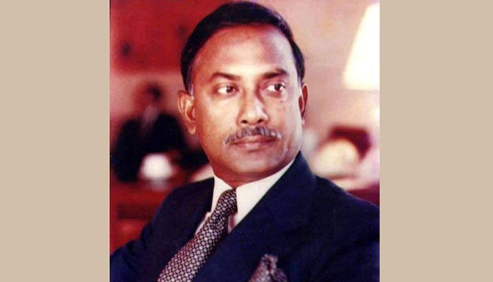 সাবেক প্রেসিডেন্ট জিয়াউর রহমান। ফাইল ছবি