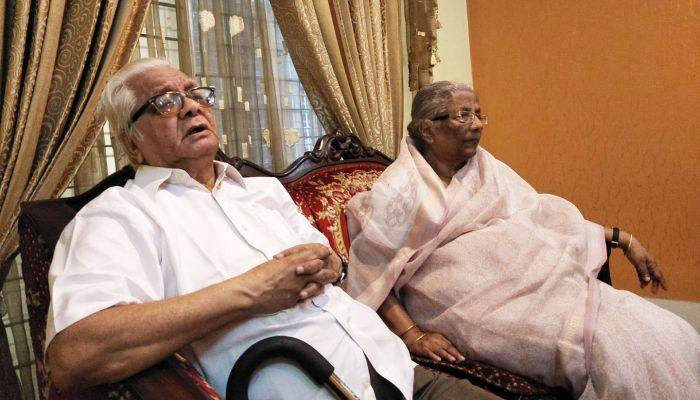 বদরুদ্দীন উমর ও তার স্ত্রী সুরাইয়া হানম