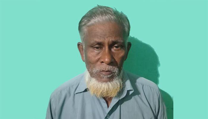 বীর মুক্তিযোদ্ধা আব্দুল হালিম খান।