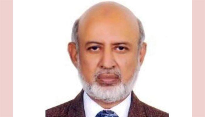অধ্যাপক ড. মো. নজরুল ইসলাম খান। ফাইল ছবি
