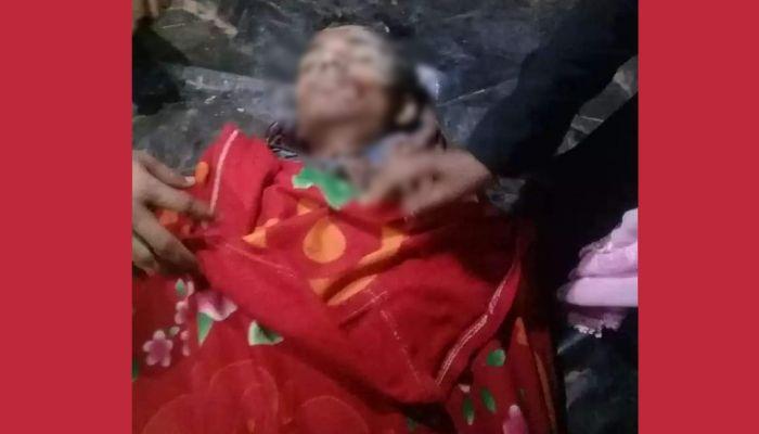 রোহিঙ্গা সন্ত্রাসীদের গুলিতে নিহত রোহিঙ্গা যুবক। ছবি: কক্সবাজার প্রতিনিধি