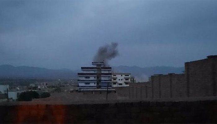 আফগানিস্তানের লোগার প্রদেশে গাড়িবোমা হামলায় অন্তত ৩০ জন নিহত হয়েছে। ছবি: বিবিসি