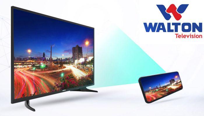ওয়ালটনের নতুন স্মার্ট ও বেসিক এলইডি টিভি