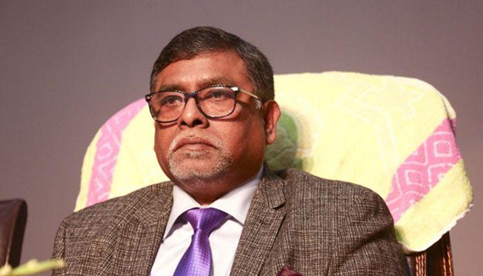 স্বাস্থ্য ও পরিবার কল্যাণমন্ত্রী জাহিদ মালিক। ফাইল ছবি