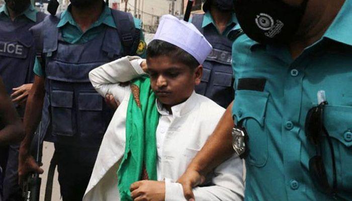 'শিশুবক্তা' রফিকুল ইসলাম।