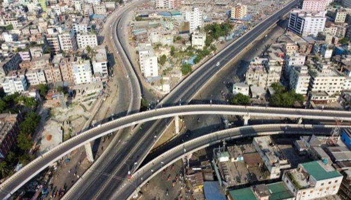 ঢাকা শহর। ছবি: সংগৃহীত