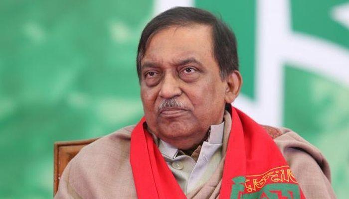 স্বরাষ্ট্রমন্ত্রী আসাদুজ্জামান খান কামাল।