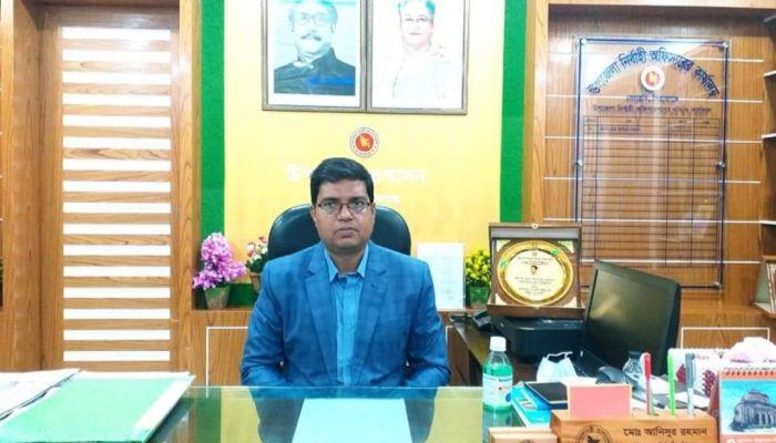 বেলকুচি উপজেলা নির্বাহী অফিসার মো. আনিছুর রহমান