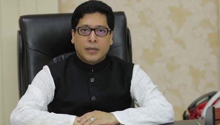 জনপ্রশাসন মন্ত্রী ফরহাদ হোসেন।