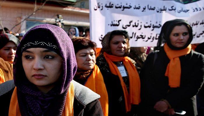 আফগান নারী (ছবি: সংগৃহীত)