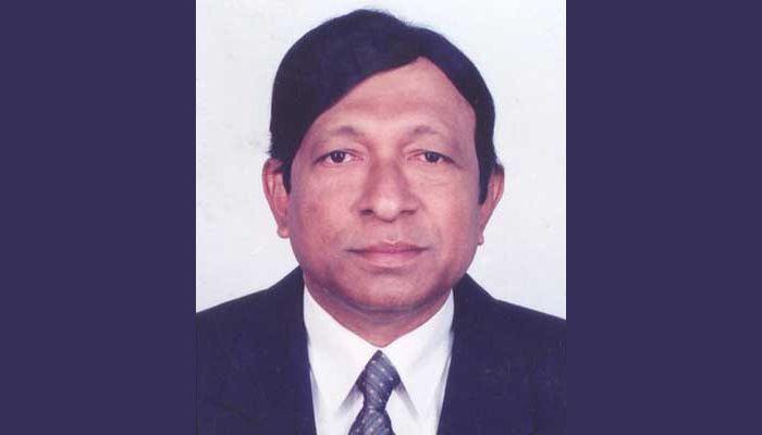 কুমিল্লা-৭ আসনের সংসদ সদস্য অধ্যাপক আলী আশরাফ।