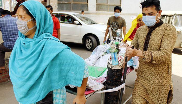 ঢাকা মেডিকেল কলেজ হাসপাতালের চিত্র। ছবি: স্টার মেইল