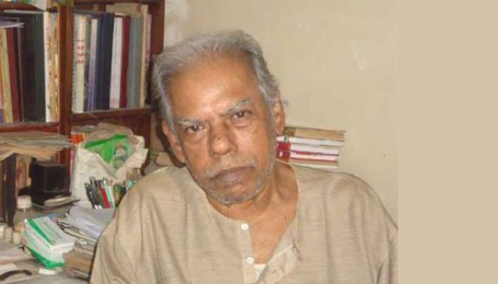 গীতিকার ফজল-এ-খোদা। ফাইল ছবি