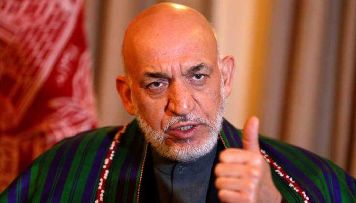 আফগানিস্তানের শাসনভার তালেবানদের হাতে বুঝিয়ে দেবেন দেশটির সাবেক প্রেসিডেন্ট হামিদ করাজাই