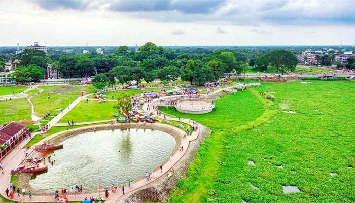 কিশোরগঞ্জের নরসুন্দা লেক
