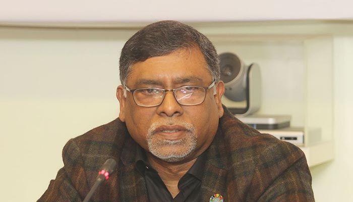 স্বাস্থ্যমন্ত্রী জাহিদ মালেক।