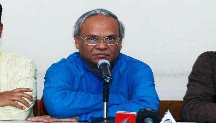 বিএনপির যুগ্ম মহাসচিব রুহুল কবির রিজভী।