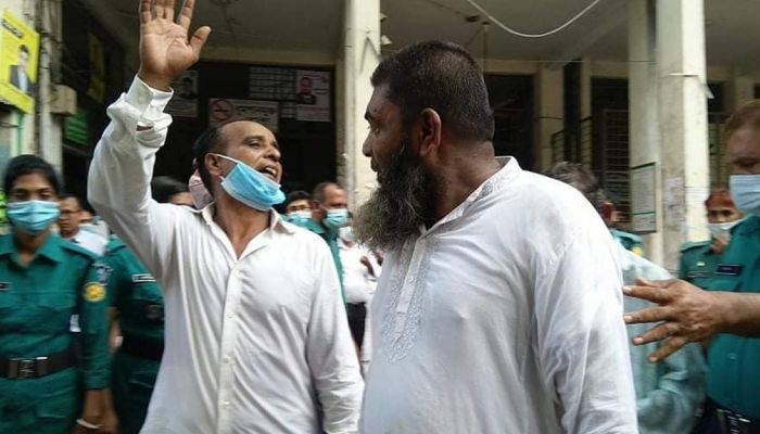 প্রধান শিক্ষক আব্দুস সামাদ আজাদকে হত্যার ঘটনায় চারজনকে মৃত্যুদণ্ড দিয়েছেন আদালত