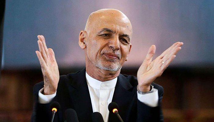 আফগানিস্তানের ক্ষমতাচ্যুত প্রেসিডেন্ট আশরাফ গনি। ছবি: সংগৃহীত