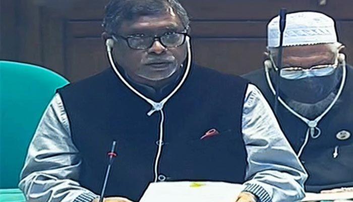 স্বাস্থ্যমন্ত্রী জাহিদ মালেক স্বপন এমপি