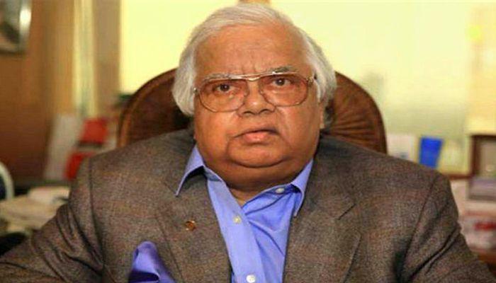 সাবেক যোগাযোগমন্ত্রী ব্যারিস্টার নাজমুল হুদা। ছবি: সংগৃহীত
