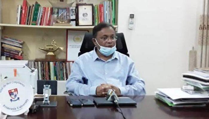 তথ্য ও সম্প্রচারমন্ত্রী ড. হাছান মাহমুদ